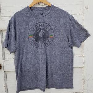 Zion Shirts - BOB MARLEY T-Shirt Mens 2XL Brand Zion